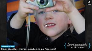 Les enfants doués au Québec