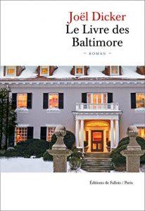 EXTRAIT – Le livre des Baltimore